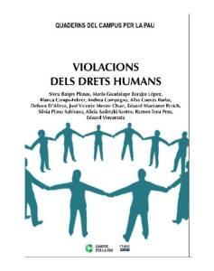 Violacions dels drets humansv4